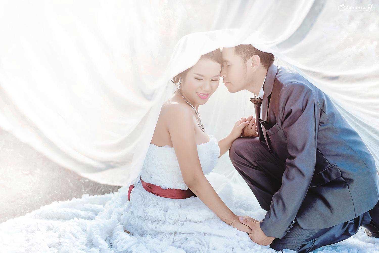 บริการรับถ่ายภาพพรีวดดิ้งและงานแต่งงาน