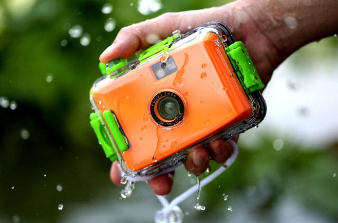 กล้องทอยกันน้ำ พวงกุญแจกล้อง กิ๊ฟช๊อปน่ารักมากมาย