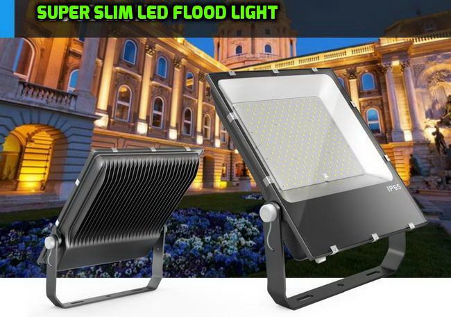 โคมสปอร์ตไลท์Super Slim LED Flood Light GEN.3