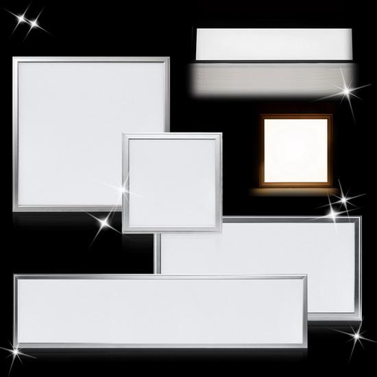 ไฟฝังฝ้าเพดานLED Panel Light หลากหลายขนาน