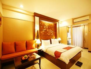 โรงแรมใกล้สนามบินสุวรรณภูมิเพียง5นาที รถรับส่งสนามบิน24ชม.