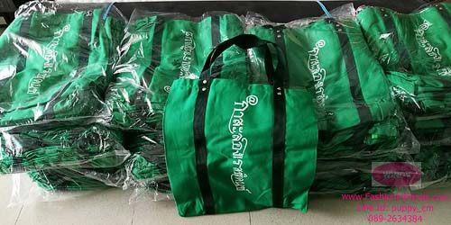 รับทำกระเป๋า เย็บกระเป๋าตามสั่ง งานผ้าแคนวาส หนังเทียม 51059