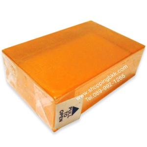 สบู่ส้มแมนดาริน Romance Mandarin Soap 120g. ปลีก/ส่ง