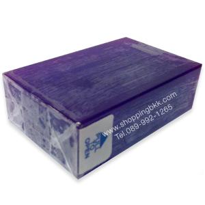 สบู่มังคุด Mangosteen Plus AHA Whtiening Soap 120g. ปลีก/ส่ง