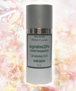 Argireline25% ซีรั่มบำรุงผิวลดริ้วรอยสูตรเข้มข้นพิเศษ อนุภาค