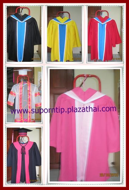 รับตัดชุดบัณฑิตน้อย/ครุยอนุบาลและหมวกบัณฑิตน้อย 081-870-9091