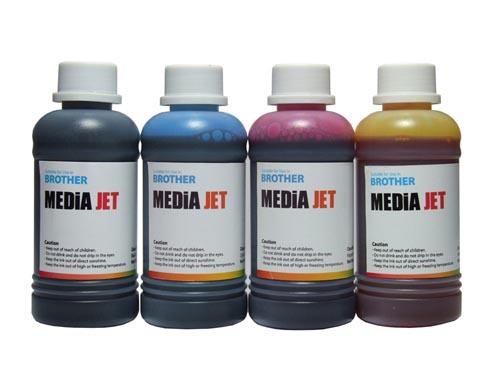 MediaJet หมึกเติมสำหรับเครื่องพิมพ์บราเธอร์ส