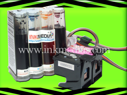 IM Ink Tank HP Cartridge No.61