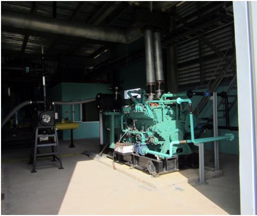 หัวเชื้อน้ำยาล้างเครื่องจักร คราบน้ำมัน จารบี