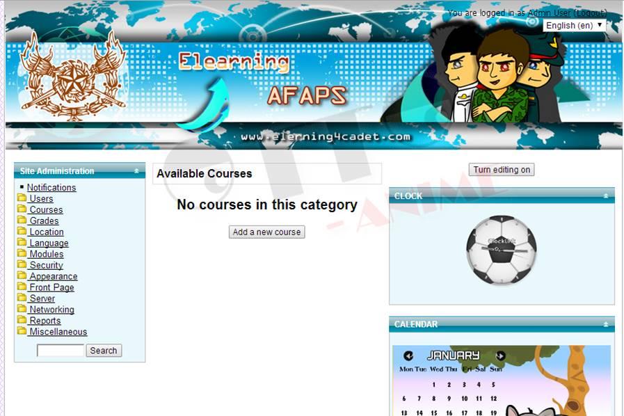 รับทำ e-learning LMS /CAI /Online & Offline system/ scorm +