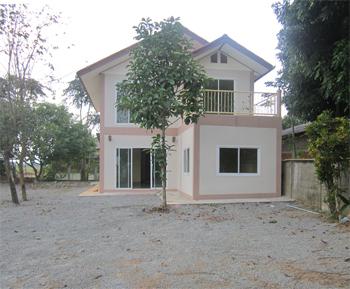 ##.. ขายบ้านเชียงใหม่ บ้านใหม่  2  หลัง พร้อมที่ดิน บรรยากาศ