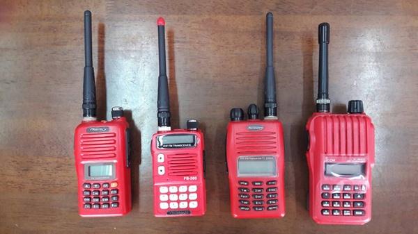 ขายวิทยุสื่อสารพร้อมอุปกรณ์วิทยุสื่อสาร