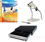 ระบบบริหารจุดขายครบชุด POS ครบเซ็ต ราคาถูก 8990- 0942418883