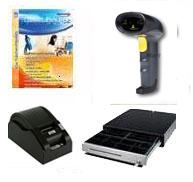 +ระบบขายหน้าร้าน pos ครบเซ็ต 11490- 0942418883