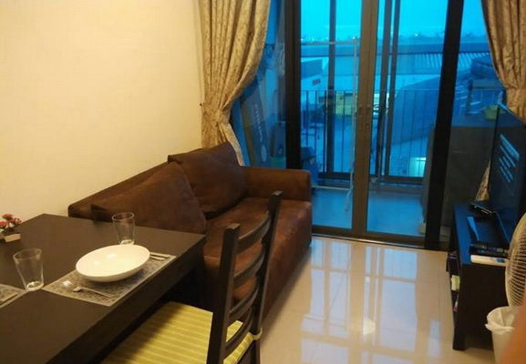 FOR RENT IDEO BLUECOVE UDOMSUK 2 BEDROOMS 20,000