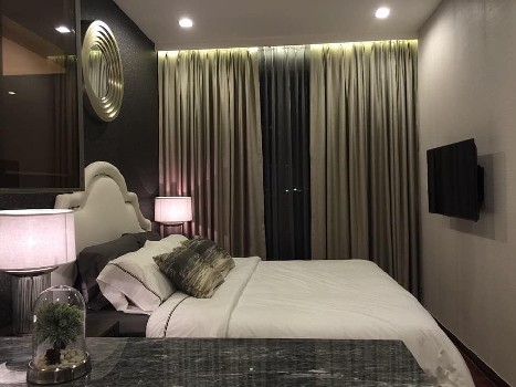 FOR RENT LUMPINI WATER CLIFF RAMA 3 1 BED 12,000